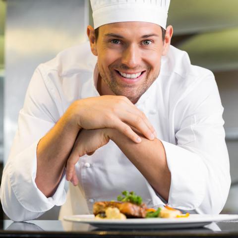 Шеф-повар для руководителя компании