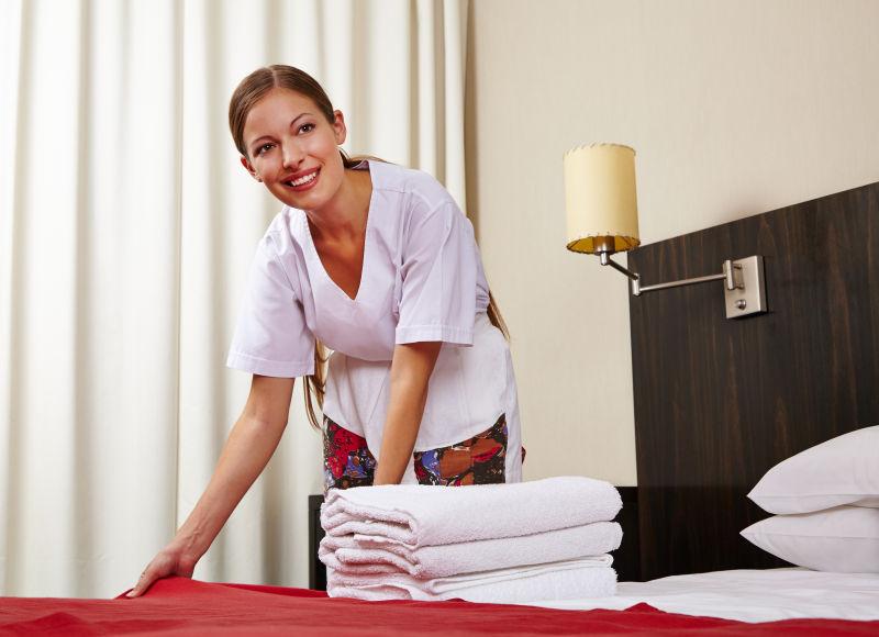 рабочий день домработницы